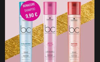 Schwarzkopf BC Bonacure Shampoo bei COSMO