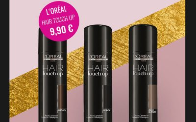 L'Oréal Hair Touch Up bei COSMO