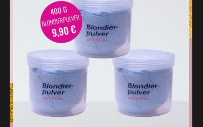 Blondierpulver bei COSMO