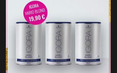 Schwarzkopf Igora Vario Blond bei COSMO
