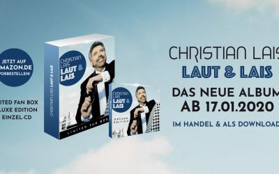 Autogrammstunde und Auftritt mit Christian Lais