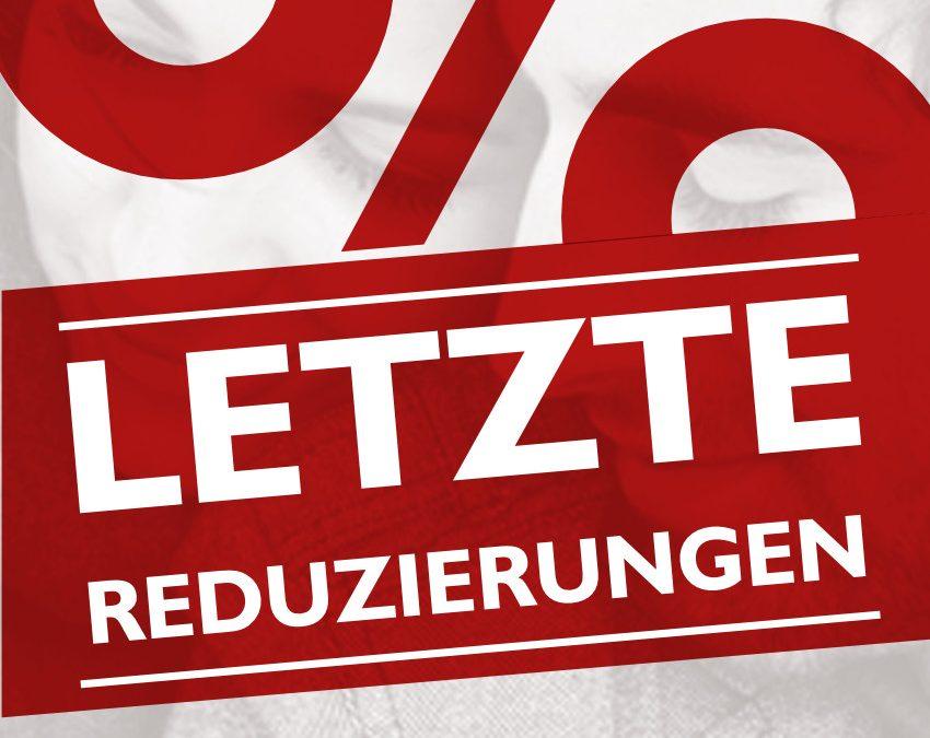 SALE – Letzte Reduzierungen bei Jeans Fritz