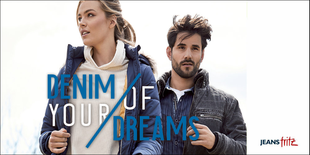 DENIM OF YOUR DREAMS