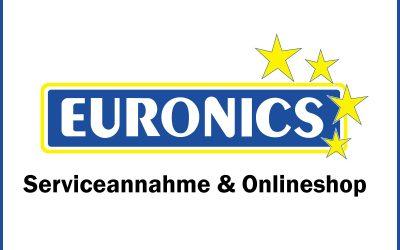 Serviceannahme und Online-Shop
