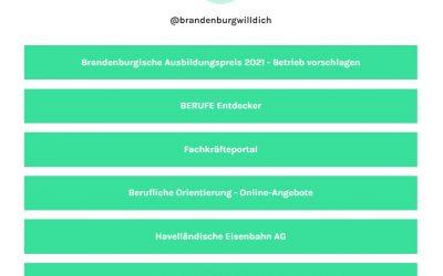 Brandenburg will Dich!