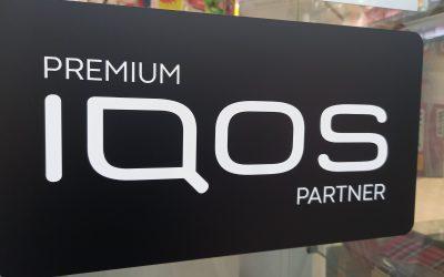 Wir sind IQOS PREMIUM Partner – Lotto&TaBak